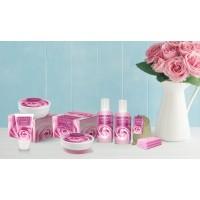 Yogurt and Rose oil